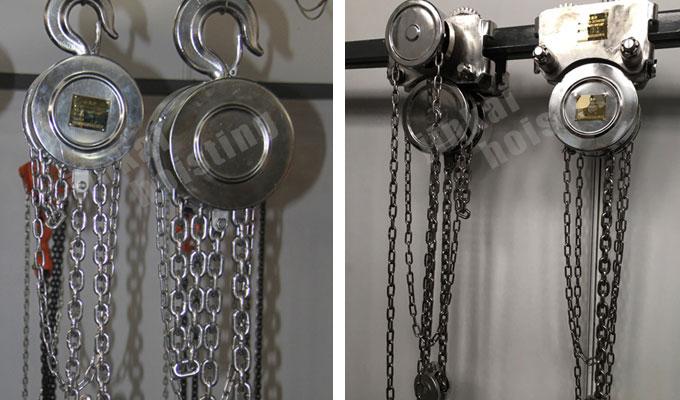 不锈钢手拉葫芦链条